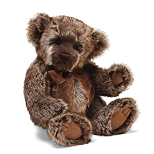 "Gund Huxley 20"" Brown Bear by Gund"