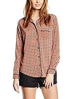Maison Scotch Camisa Mujer (Rosa / Rojo)