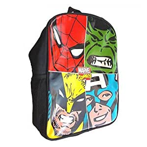 BB Designs BB Designs Marvel Comics Marvel Face Off Multi Character Backpack