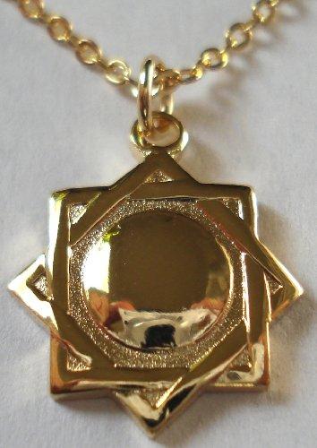 Seal of Melchezidek LDS Mormon Temple Symbol Pendant Necklace