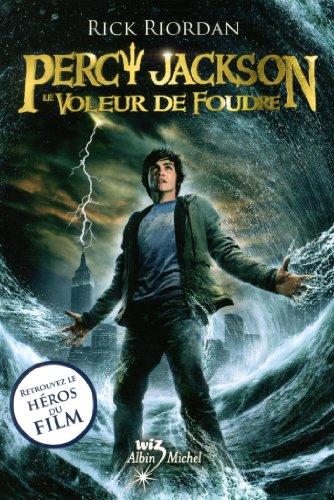 Percy Jackson (1) : Le voleur de foudre