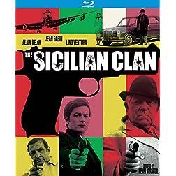 Sicilian Clan Aka Le Clan Des Siciliens [Blu-ray]