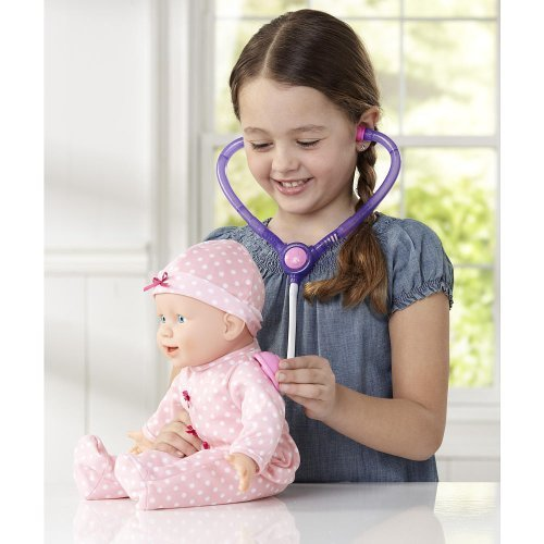 You & Me 16 inch Comfort & Care Doll - Caucasian by Toys R Us