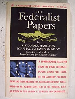 The Federalist  Paper Number      The Federalist  Paper Number    James  Madison   OVERVIEW James Madison   SlideShare