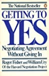 Getting to Yes: Negotiating Agreement...