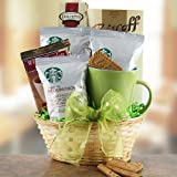 The Art of Starbucks Starbucks Gift Basket