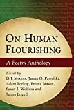 img - for On Human Flourishing: A Poetry Anthology book / textbook / text book