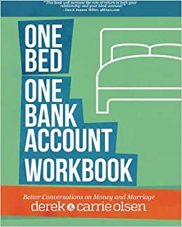 One Bed, One Bank Account Workbook: Better Conversations On Money And Marriage