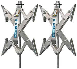 BAL 28012 X-Chock Tire Locking Chock