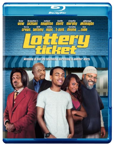 Cover art for  Lottery Ticket [Blu-ray]