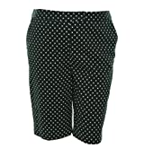 Jones New York Dotted Stretch Shorts