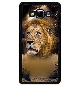 PRINTVISA Tiger Case Cover for Samsung Galaxy A7::Samsung Galaxy A7 A700F