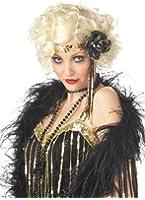 California Costumes Women's Jazz Baby Wig