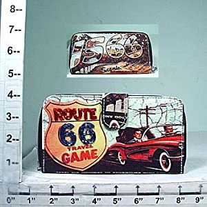 Route 66 Wallet/Purse