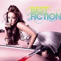 安室奈美恵(あむろ なみえ)namie amuro - BEST FICTION(DVD付)