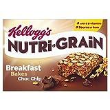 Kellogg's Nutri Grain Elevenses Chocolate Chip Bakes 6 x 45g