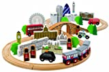 Branching Out City of London Wooden Train Set