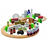 Branching Out City of London Wooden Train Setby John Crane