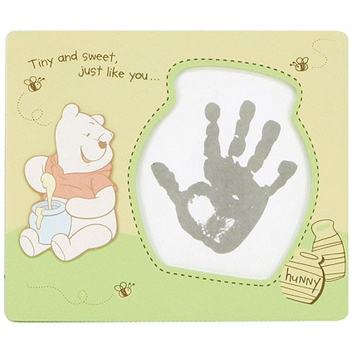 Disney Winnie The Pooh Foot & Handprint Kit by CR Gibson - 1