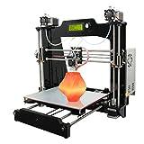 ウンカン Prusa I3 M201 3Dプリンター 2口入1口出 アクリル板 フィラメント PLA ABS 1.75mm 0.4mm 未組立 DIYプリンターキット