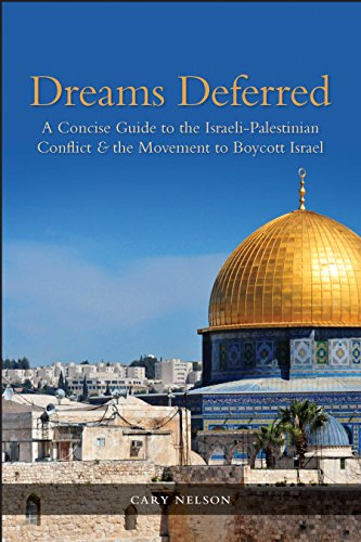 'Dreams Deferred: A Concise Guide to the Israeli-Palestinian Conflict and the Movement to Boycott Israel' (REVIEW)