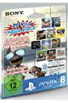 PlayStation Vita Mega Pack 1: 8GB Spe...