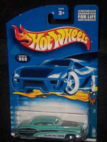 Spares 'N Strikes Series #2 So Fine #2002-60 Collectible Collector Car Mattel Hot Wheels - 1