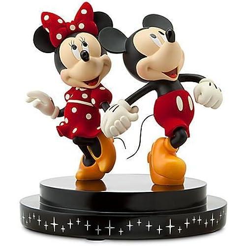 미키 & 미니 피규어 디즈니 스토어 25주년 기념 세계2500 체한정-P10209