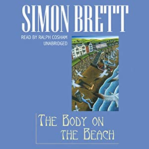 The Body on the Beach Audiobook