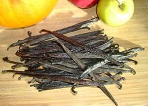 3 Grade A Madagascar Vanilla Beans