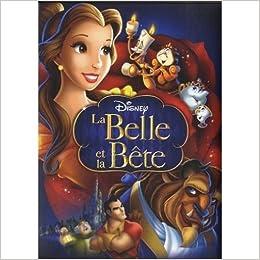 La Belle et la Bete (Beauty and the Beast) in French