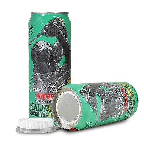 Arizona Arnold Palmer Lite Green Tea Lemonade Can Diversion Stash Safe (Arnold Palmer Stash Can compare prices)