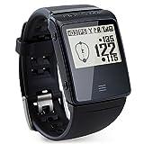【Cyber Monday Sale】ゴルフナビ ゴルフGPS 腕時計型 ファインキャディ(FineCaddie) UP505 ブラック