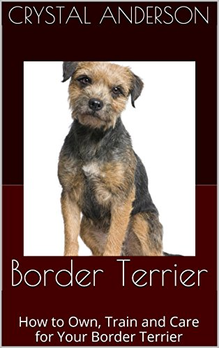 Free Kindle Book : Border Terrier: How to Own, Train and Care for Your Border Terrier