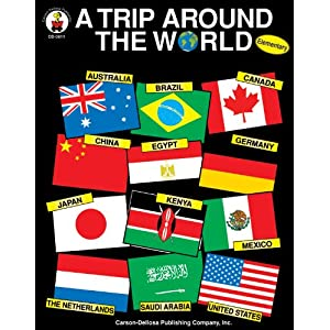 A Trip Around the World: Bringing Cultural Awareness to Your Classroom with Activities Across the Curriculum