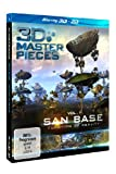 Image de 3d Masterpieces: San Base-Function of Reality [Blu-ray] [Import allemand]