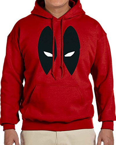 DEADPOOL EYES ANTIHERO T-SHIRT AND HOODIE