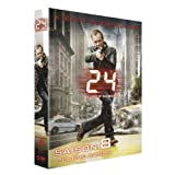 24 Heures Chrono, saison 8 - Coffret 6 DVDpar Kiefer Sutherland