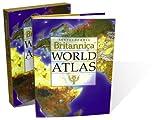 img - for Encyclopedia Britannica World Atlas book / textbook / text book