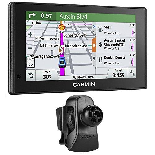 Garmin DriveSmart 70LMT GPS Navigator (010-01538-01) with Garmin Air Vent Mount (Traffic Condit compare prices)