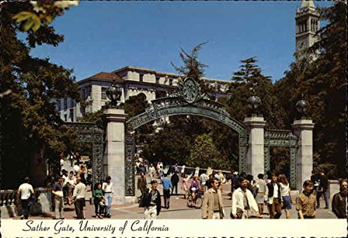Sather Gate, University of California San Francisco