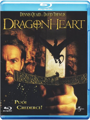 Dragonheart [Blu-ray] [IT Import]
