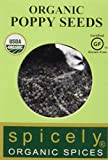 Organic Poppy Seed - Compact