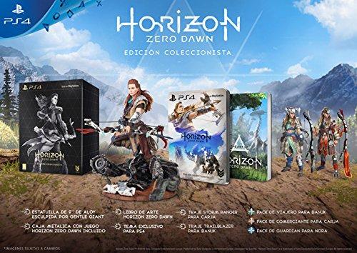 Horizon Zero Dawn - Edición Collector s