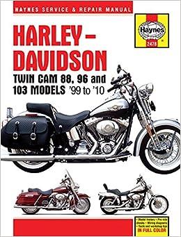 harley davidson twin cam 88 96 001 haynes service. Black Bedroom Furniture Sets. Home Design Ideas