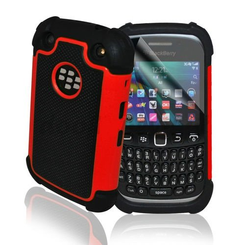 Blackberry Curve 9320 Red Tekkno Blackberry Curve 9320