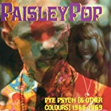 """Paisley Pop/Pye Psych+Others 6von """"Various"""""""
