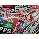 Assorted Skateboard Sticker Pack
