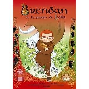 Brendan et le secret de Kells affiche