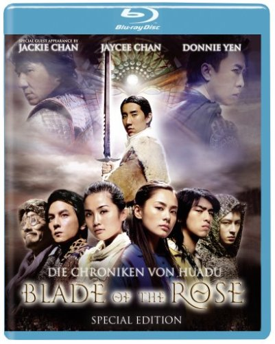 Blade of the Rose [Blu-ray] [Special Edition]